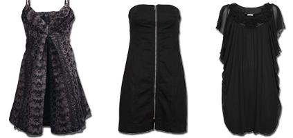 997f6340fd3f Ormskinsmönstrad klänning i lila och svart från ONLY 359.95 kr. Svart  jeansklänning från VILA ...